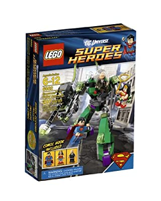 LEGO® Super Heroes, Superman Vs Power Armor Lex - Item #6862