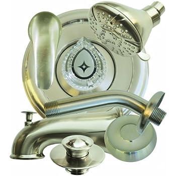 Danco 10579 Universal Moen Trim Kit, Brushed Nickel