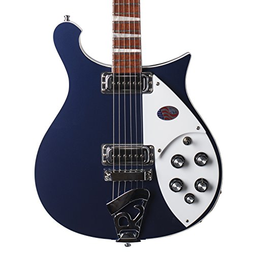 Rickenbacker 620 Electric Guitar Midnight Blue