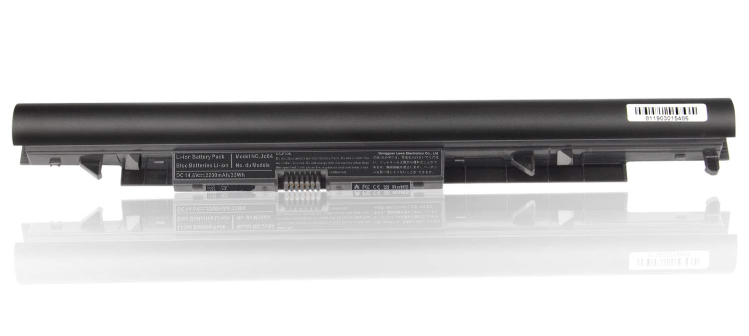 JC04 Laptop Battery for HP 246 G6 250 G6 255 G6 HP 15-bs013dx Pavilion 17z JC03 Replace with HP Spare 919701-850 919700-850 919682-421