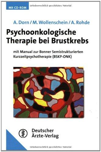 Psychoonkologische Therapie bei  Brustkrebs (AT): mit Bonner Semistrukturierter Kurzzeittherapie