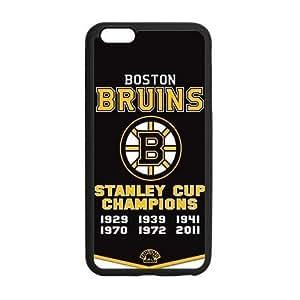 Generic NHL Boston Bruins Logo Hard Case for iPhone 5/5S