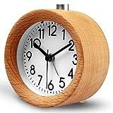 Best Table Clocks - HaloVa Alarm Clock, Creative Fashion Silent Non Ticking Review