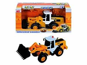 Smoby - 3413361 - Vehículos en Miniatura - Bull Electronics Cargador - 30 cm