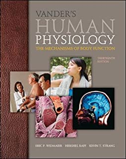 Vander sherman lucianos human physiology the mechanisms of body vanders human physiology the mechanisms of body function 13th edition fandeluxe