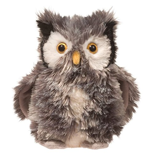 r Owl (Barn Owl Puppet)