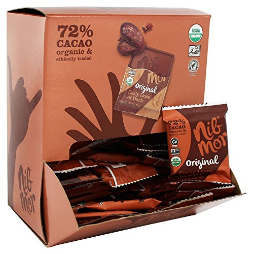 NibMor Daily Dose of 72% Dark Chocolate