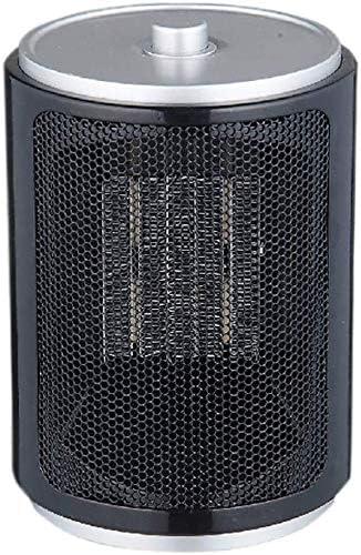 ZHWEI 保護ドロップ過熱セラミックヒータサイレントはベッドルームで使用される電気ヒータースイッチ ポータブル