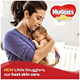 Huggies Little Snugglers Baby Diapers, Size 2, 186 Count (Packaging May Vary) (One Month Supply)