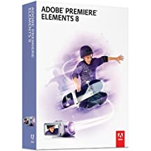 Adobe Premiere Elements 8 [OLD VERSION]
