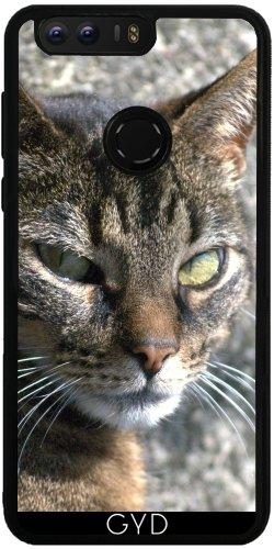 Funda de silicona para Huawei Honor 8 - Gato by hera56