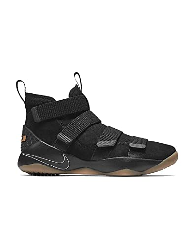 cheap for discount 54aba 733f0 Nike Youth Lebron Soldier 9 Boys Basketball Shoes, Black, Size 11.0  Buy  Online at Low Prices in India - Amazon.in