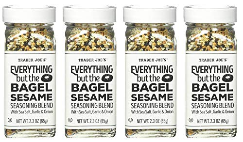 Trader rYhFB Everything but The Bagel Sesame Seasoning Blend 2.3 Oz