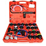Anbull 28PCS Universale Kit Rilevatore Perdite Serbatoio Acqua, Auto rilevatore di perdite Serbatoio Acqua, Kit Tester… 51Lo0c9iVXL. SS150