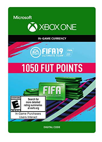 FIFA 19: ULTIMATE TEAM FIFA POINTS 1050 - Xbox One for sale  Delivered anywhere in USA