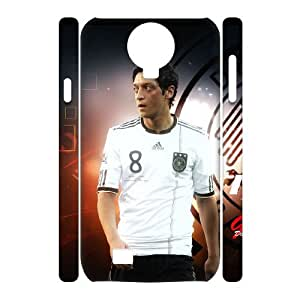E-Shop Beauty Cell phone Samsung Galaxy S4 i9500 Cases Mesut Ozil Hard 3D Case IG473749