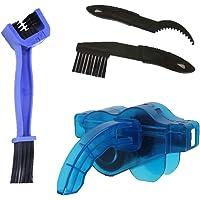 Nishore Limpador de corrente de bicicleta Ciclismo Escovas de máquina de bicicleta Scrubber Wash Tool Cleaning Kit…