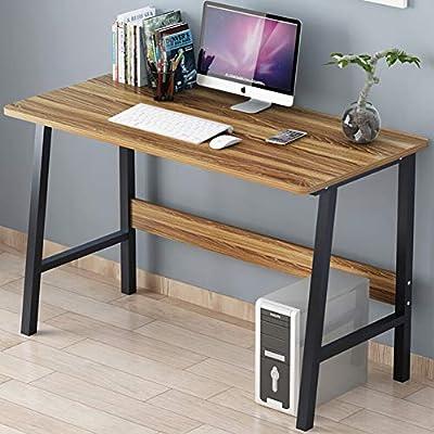 Madera Moderno Oficina Mesas para ordenador, Simple Escritorio de ...
