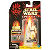 (US) Star Wars Episode I: The Phantom Menace, Obi-Wan Kenobi (Jedi Knight) Action Figure, 3.75 Inches