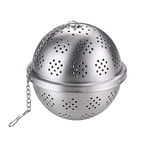 Hemoton infusor de Hierbas de Bola de Especias de Acero ...
