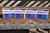 4 Sawgrass Sublijet R Ricoh Sg3110 Dn Cartridges - Black, Magenta, Cyan, Yellow