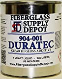 904-001 Duratec Clear Hi-Gloss Additive for Gelcoat