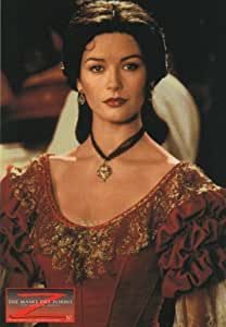 Amazon.com : Mask of Zorro - Catherine Zeta Jones - Movie ...