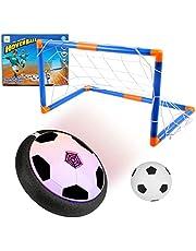 BelleStyle Jongen Toys Hover Voetbal,Kids Toys Air Power Soccer Ball Games Indoor Voetbal Geschenken voor Jongens Kids 3-12 Jaar Oude Speelgoed -LED Hover Voetbal - Air Power Training Ball Game