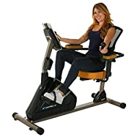 Exerpeutic 4000 Magnetic Recumbent Bike with 12 Workout Programs from Paradigm Health & Wellness Inc.  -- DROPSHIP