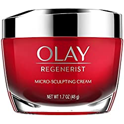Olay Regenerist Advanced Anti-Aging Micro-Sculpting Face Moisturizer Cream, 1.7 Ounces