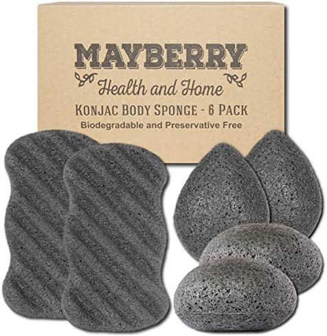 Individually Multi Pack Charcoal Cleansing Experience