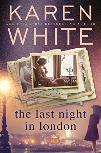 Book Cover: The Last Night in London
