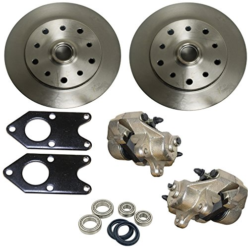 KP CHEVY DISC BRAKE KIT, dune buggy vw baja bug air cooled (Vw Disc Brake Conversion Kits compare prices)