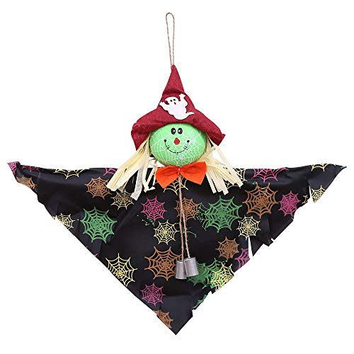 Home Decoration - Fashion Halloween Hanging Doll Indoor/Outdoor Pendant Ornaments Party Decor Toy Garden Living Room Kids Birthday Favors Gifts]()