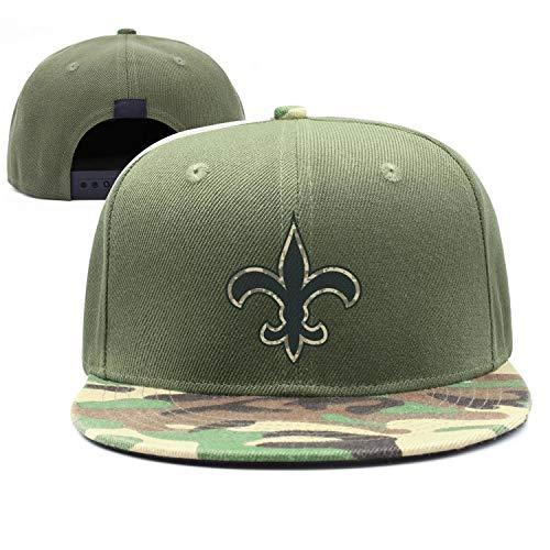 93c3057a82103 New Orleans Saints Camouflage Caps