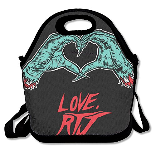 Love Again Run The Jewels Hip Hop Casual Lightweight College Backpack Laptop Bag School Travel Daypack