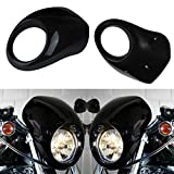 Ambienceo Cafe Drag Front Headlight Cover Fairing