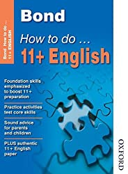 Bond How To Do 11+ English