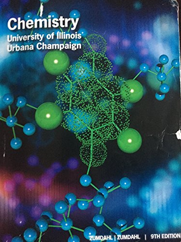 Chemistry University of Illinois Urbana Champaign