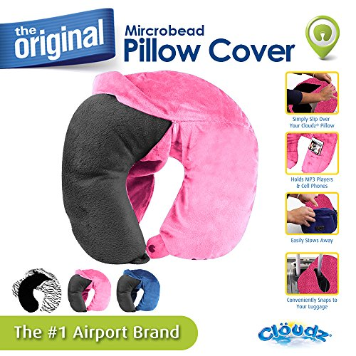 Cloudz Washable Pillow Cover Pink product image