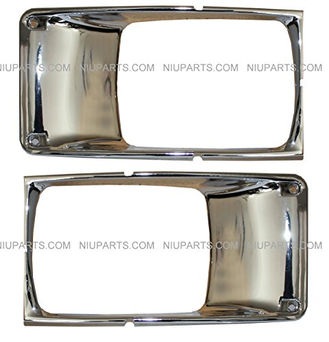 International Truck 3800 4700 4800 4900 Headlight Bezel Pair – 2 Piece