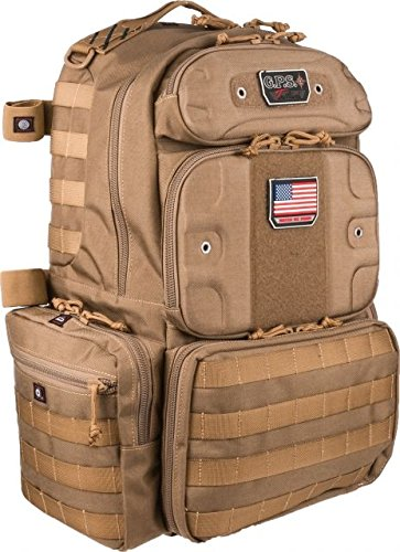 G P S Tactical Range Backpack Quot Tall Quot G Outdoors Tactical