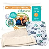 Tidy Tots Diapers Hassle Free 2 Diaper Hippo Cover