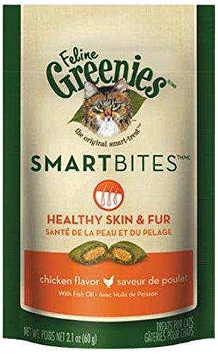 FELINE GREENIES SMARTBITES Healthy Chicken