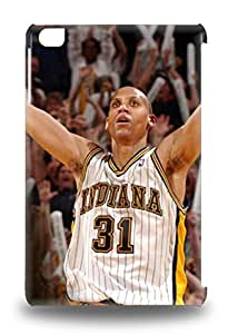 High Quality Shock Absorbing 3D PC Case For Ipad Mini/mini 2 NBA Indiana Pacers Reggie Miller #31 ( Custom Picture iPhone 6, iPhone 6 PLUS, iPhone 5, iPhone 5S, iPhone 5C, iPhone 4, iPhone 4S,Galaxy S6,Galaxy S5,Galaxy S4,Galaxy S3,Note 3,iPad Mini-Mini 2,iPad Air )