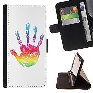 Jordan Colourful Shop -Touch me -- Leather Case Absorciš®n cubierta de la caja de alto impacto FOR LG Google Nexus 5 E980 D820 D821 ---