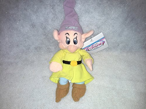 Dopey Beanie Baby from Snow White or the Seven Dwarfs