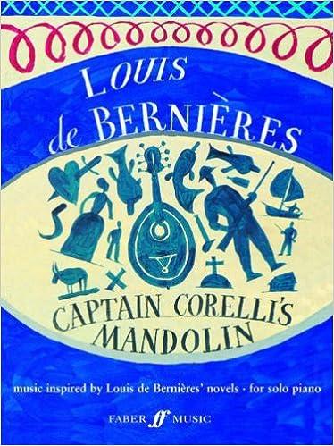 captain corellis mandolin faber edition
