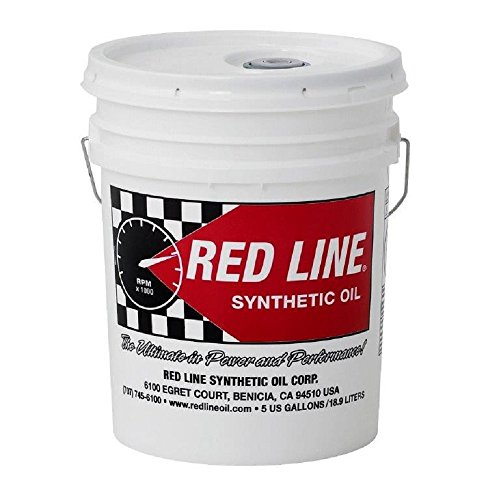 (Red Line 50206 MTL 75W80 Transmission Oil Gear Oil - 5 Gallon)