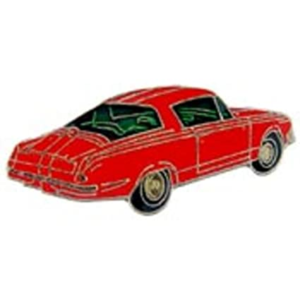 Amazon com: 1964 Plymouth Barracuda Car Pin Red 1